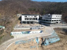 종합건설회사가 대출보증, 오천교회 건축공사 재개 길 열려