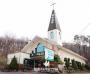 '백합화처럼 순결하고 소나무처럼 푸르른 영혼으로 소생시키는 교회'